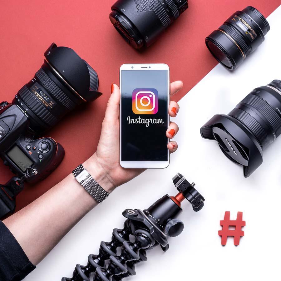 Instagram Your Hero - obrázek