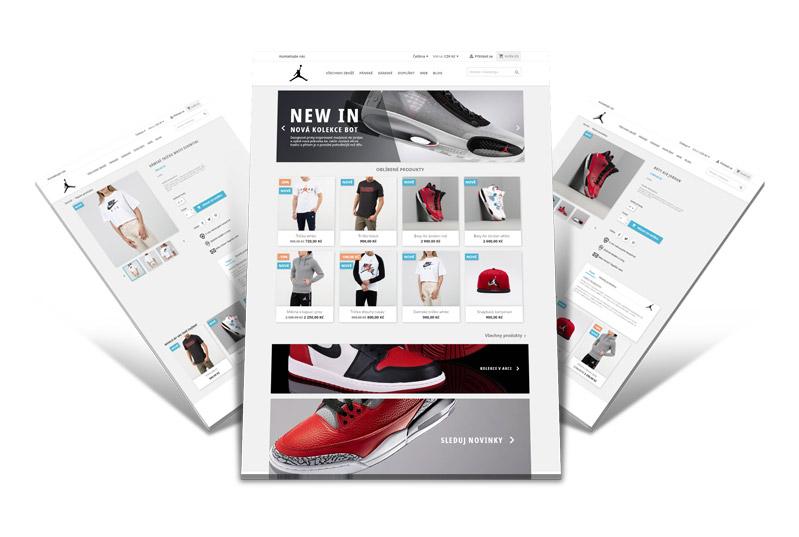 Tvorba e-shopu - Tvorba webových stránek - Online marketingová agentura Your Hero
