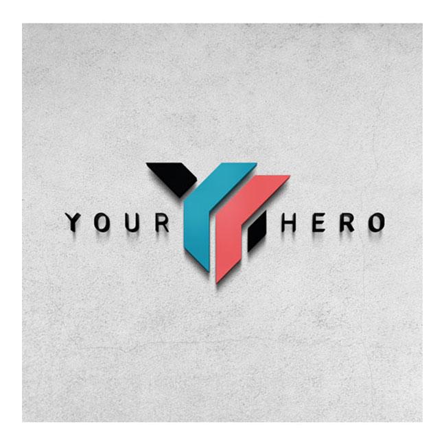 Náš příběh - plastické logo naší značky