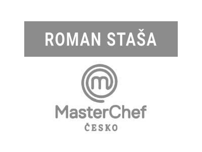 Logo Bez Roman Staša MasterChef