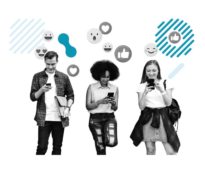 Správa sociálních sítí - služba Your Hero